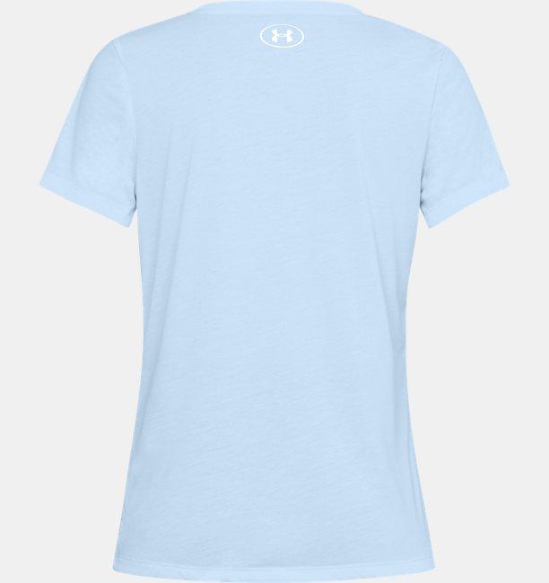 Damen UA WM T-Shirt mit Grafik, kurzärmlig
