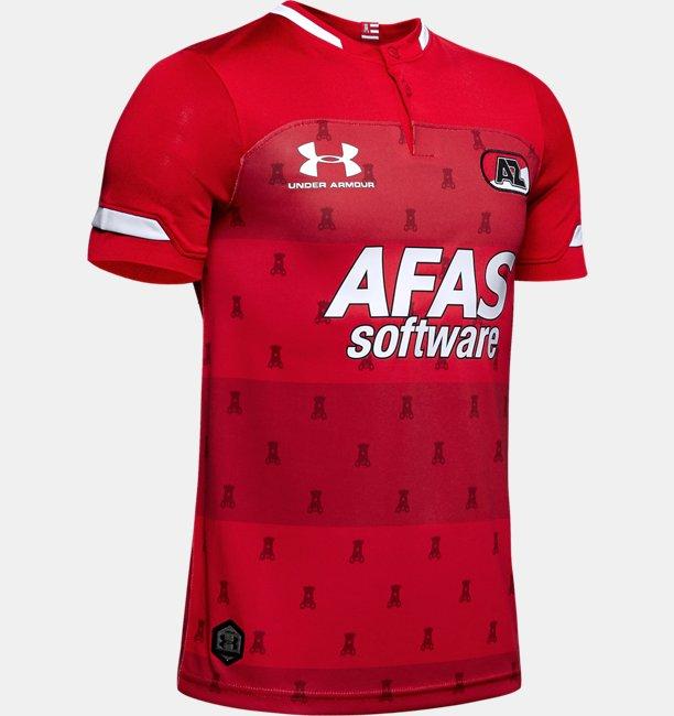 Boys AZ Alkmaar Replica Jersey