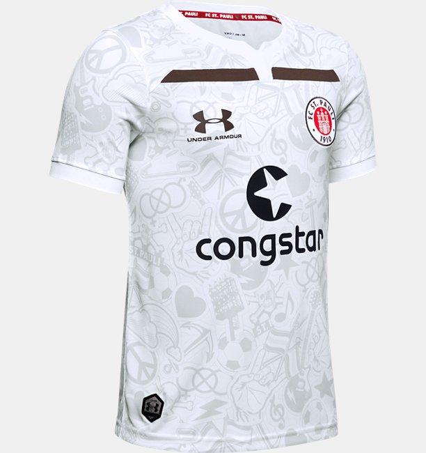 Youth St. Pauli Replica Shirt