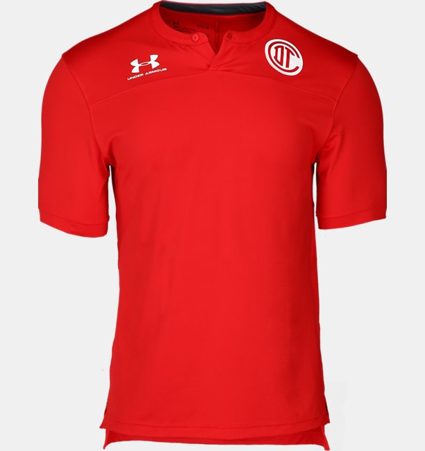 Men's Toluca Touchline Henley