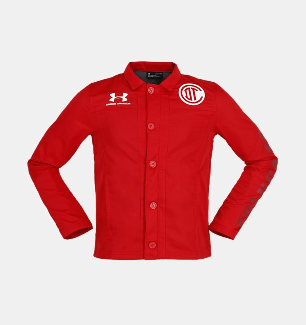 Boys Toluca Touchline Jacket