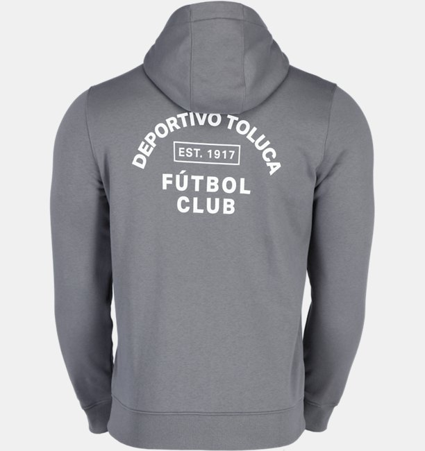 Sudadera con cierre completo Toluca Rival Club para Hombre