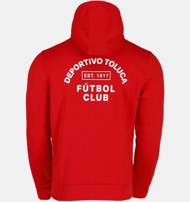 Mens Toluca Rival Club Full Zip