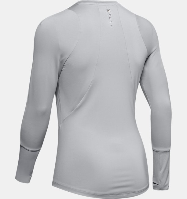 Womens UA RUSH™ Long Sleeve