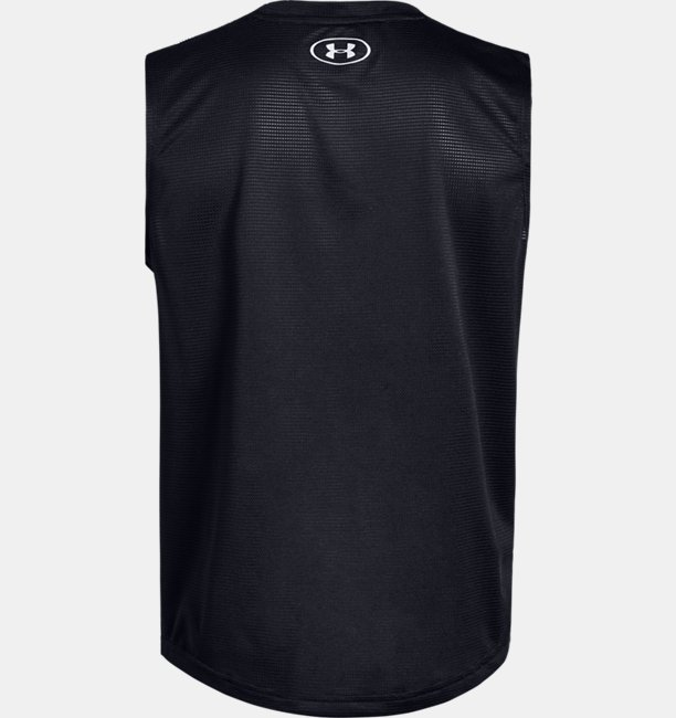 Boys UA Raid Sleeveless