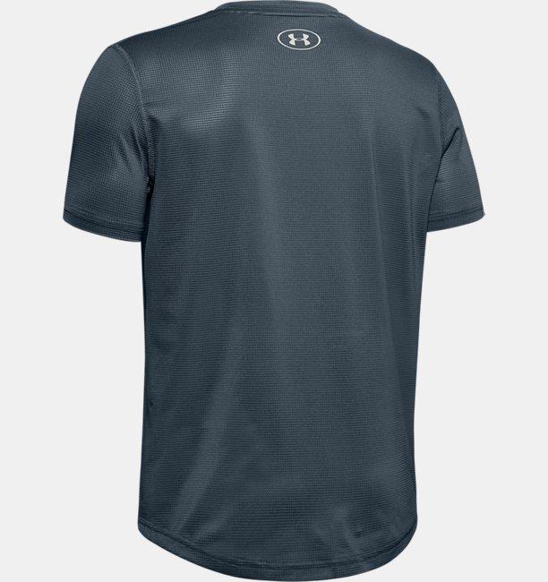 Kaos Lengan Pendek UA MK-1 untuk Pria Muda