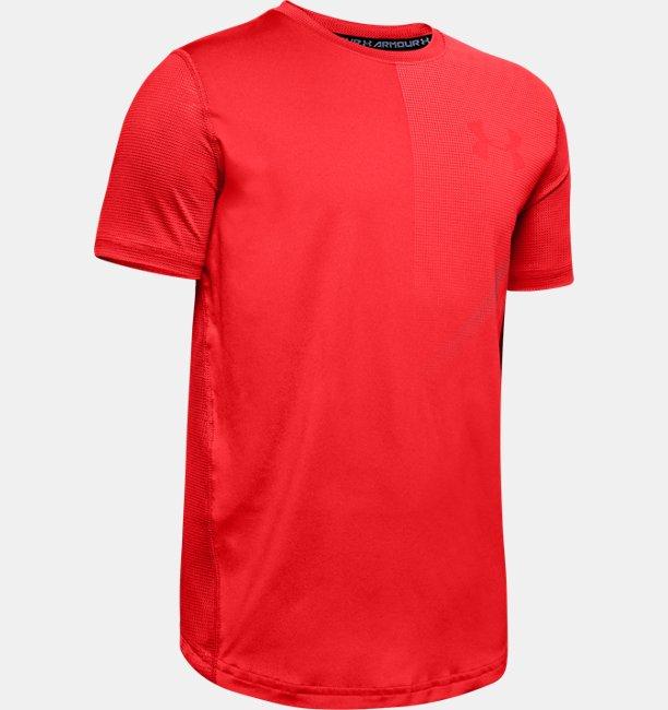 Boys UA MK-1 Short Sleeve T-Shirt