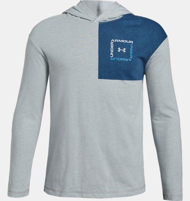 UA Sportstyle Hoodie untuk Pria Muda