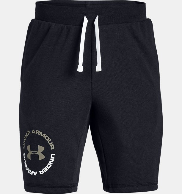 Boys UA Rival Terry Shorts