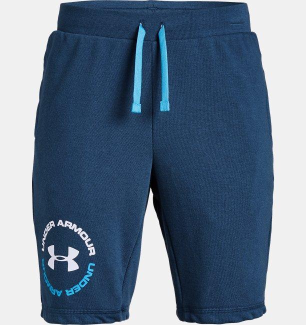 Shorts UA Rival Terry para Niño