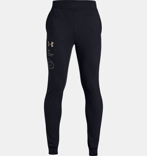 Boys UA Rival Terry Pants