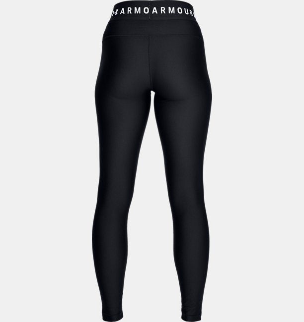 Womens HeatGear® Armour Branded Waistband Leggings