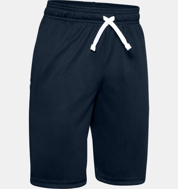 Shorts UA Prototype Wordmark para Niño