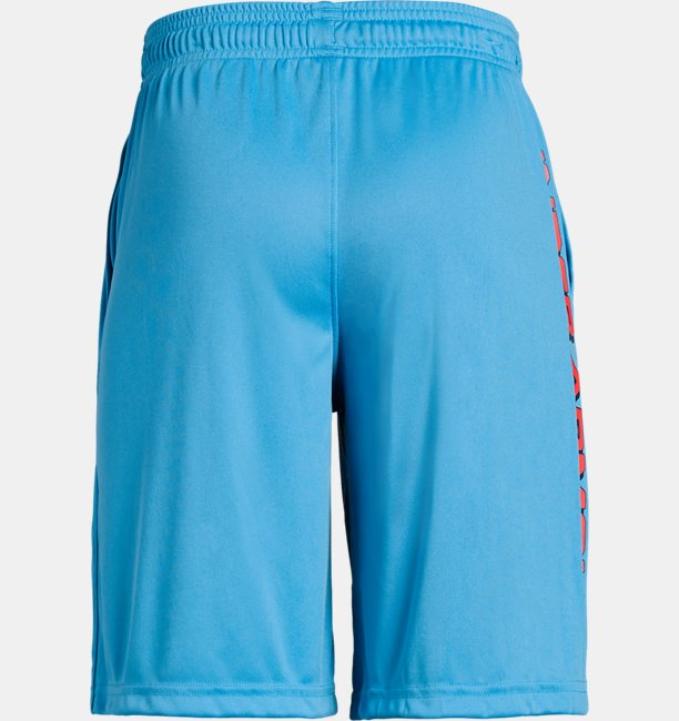 Boys UA Prototype Wordmark Shorts