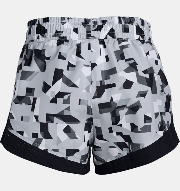 Girls UA Sprint Printed Shorts
