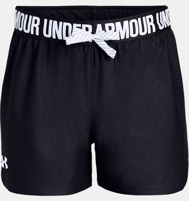 Short UA Play Up pour fille
