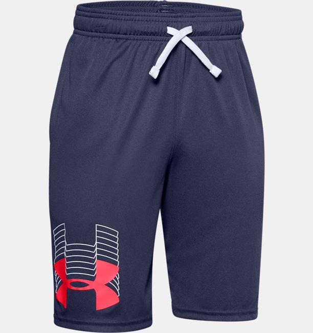 Shorts UA Prototype Logo para Niño