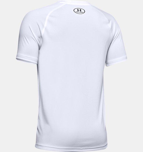 Boys UA Tech™ Short Sleeve