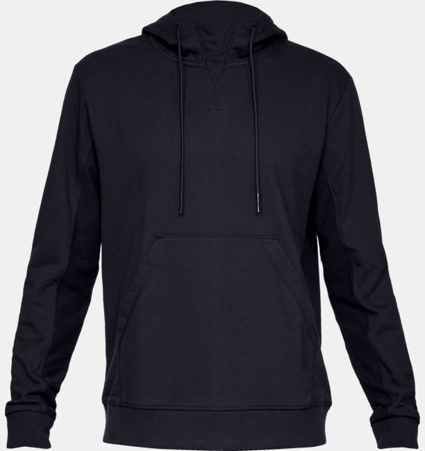 Mens UA Be Seen Logo Hoodie