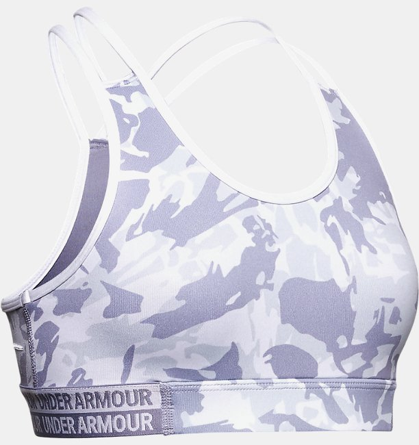 Meisjessport-bh HeatGear® Armour Novelty