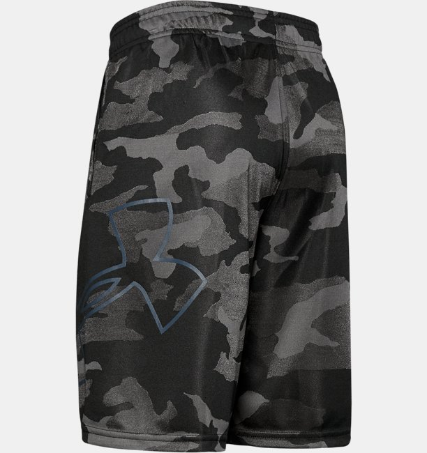 Boys UA Renegade 2.0 Jacquard Shorts