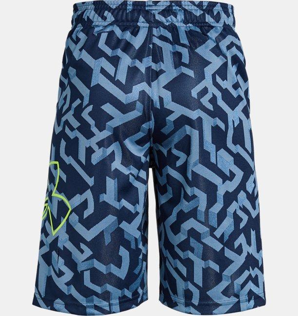 Shorts UA Renegade 2.0 Jacquard Infantil Masculino