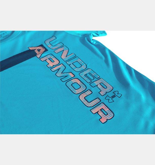 보이즈 UA BTH UV 워드마크 티셔츠
