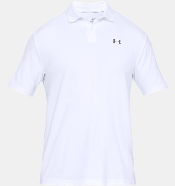 Erkek UA Performance Polo Textured