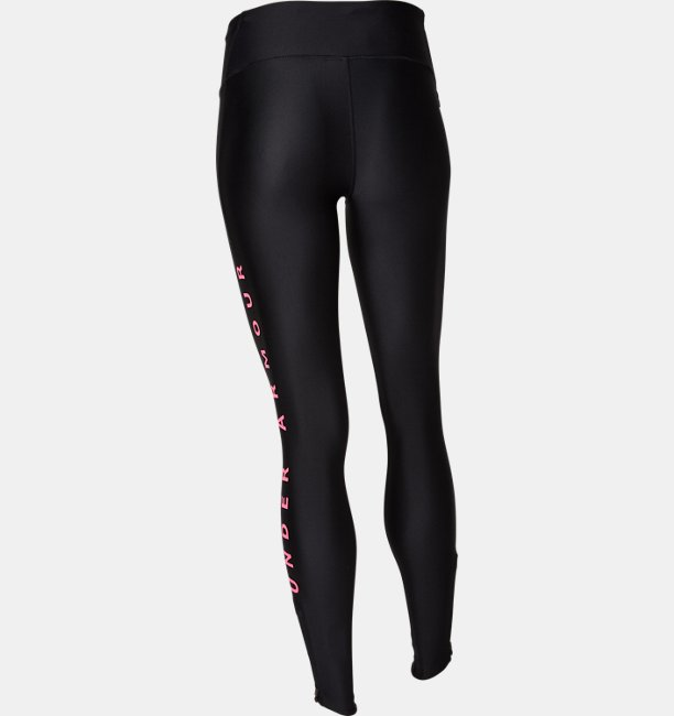 Womens UA Armour Fly Fast Wordmark Tights