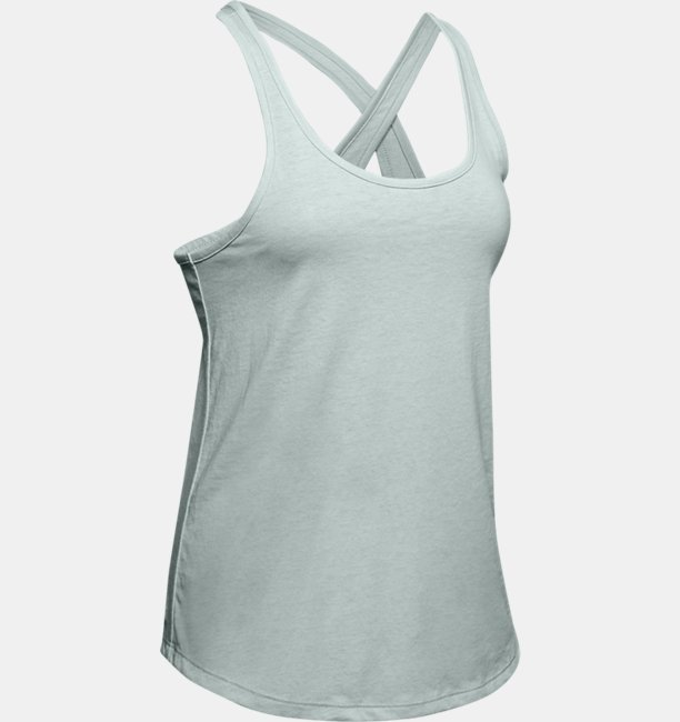 Womens UA Crossback Tank