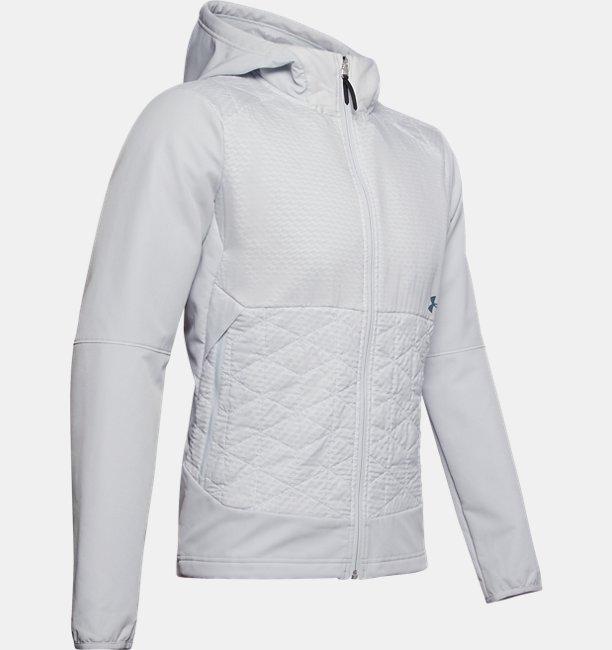 UAコールドギア リアクター パーペチュアル 3G ジャケット(トレーニング/MEN)