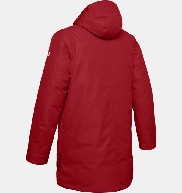 Mens UA Unstoppable Down Parka