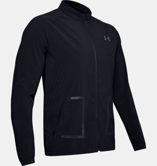 Mens UA Track Jacket