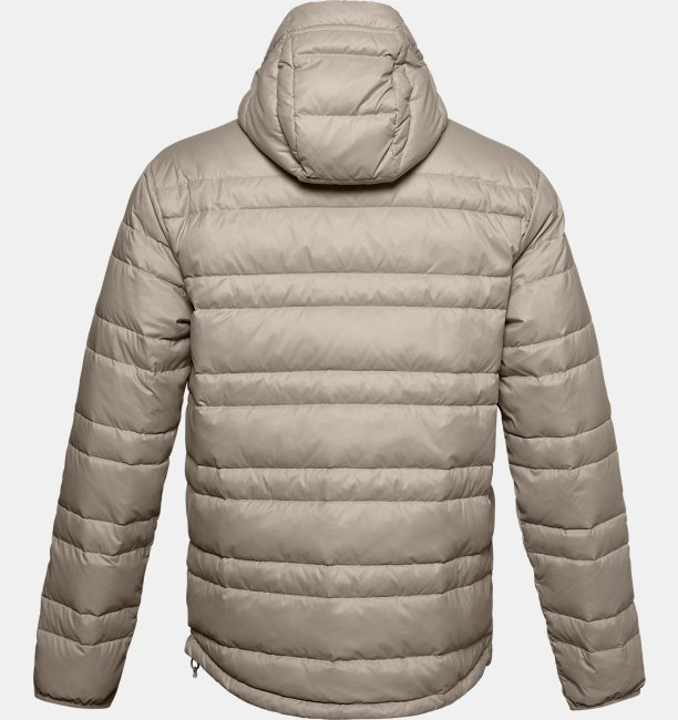 Mens UA Armour Down Hooded Jacket