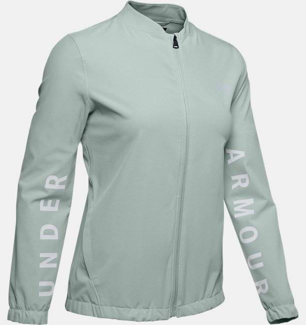 Womens UA Storm Launch Linked Up Jacket