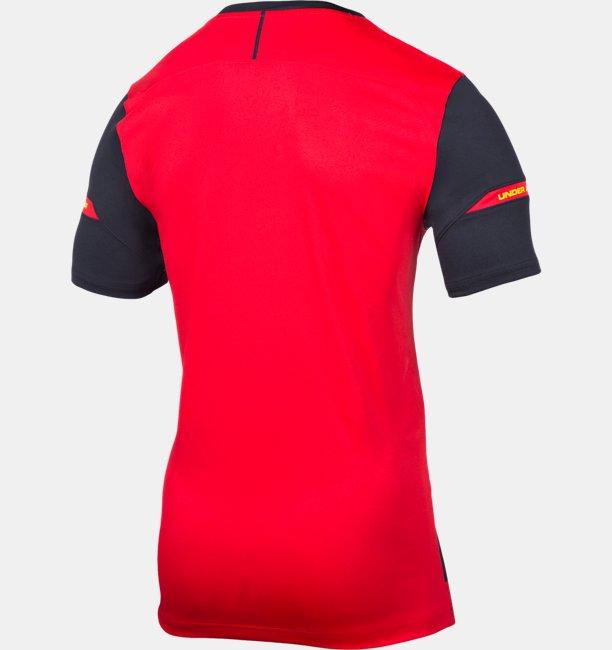 Camisa de Futebol Masculina Under Armour Sport Club do Recife Performance 18/19