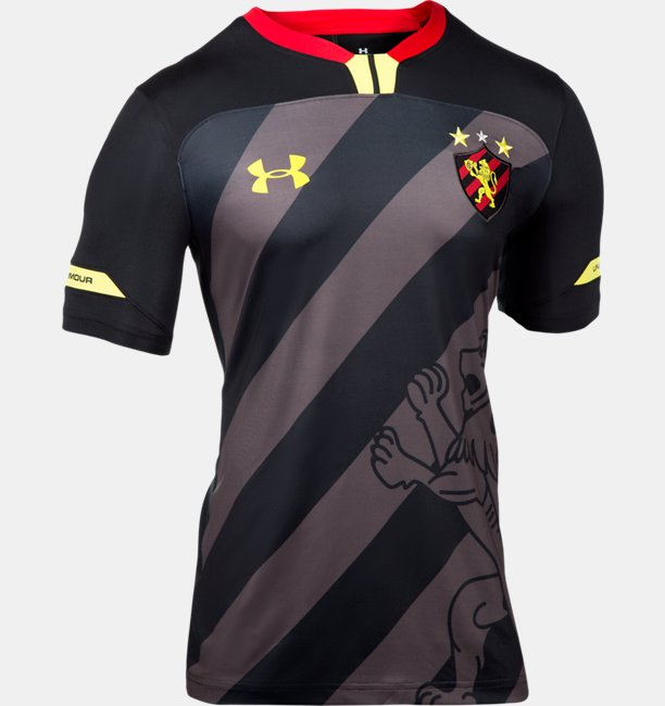 Camisa Sport Club do Recife Oficial 18 19 Masculina  28204ea74a002