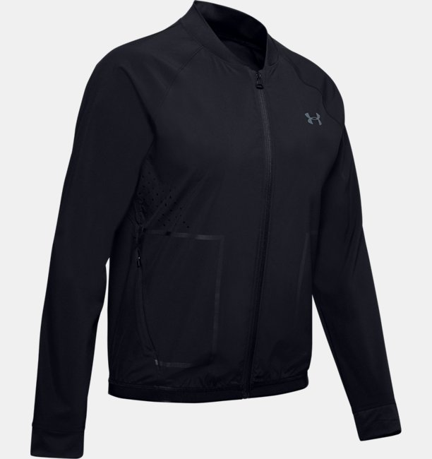 Womens UA Track Jacket