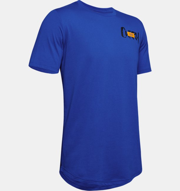 Mens SC30 Stack Logo Short Sleeve T-Shirt