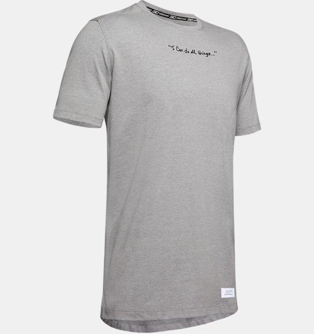 Mens SC30 Script Short Sleeve T-Shirt
