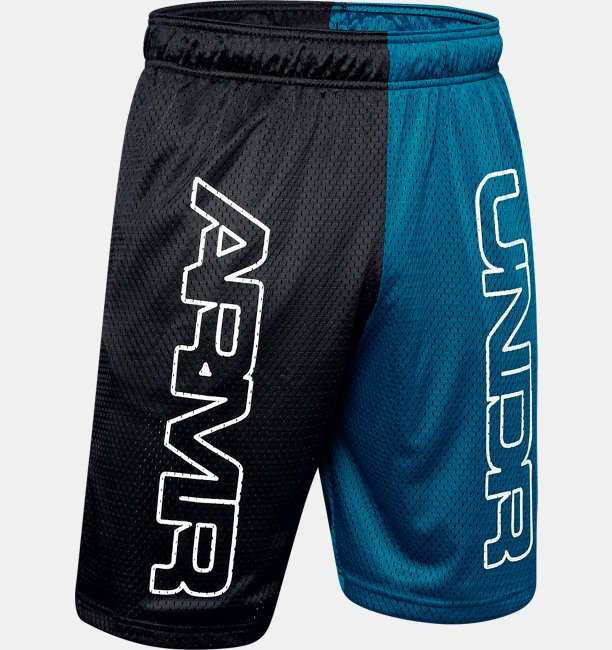 Mens UA Baseline Court Shorts