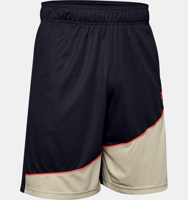 Mens UA Baseline 25 cm Shorts