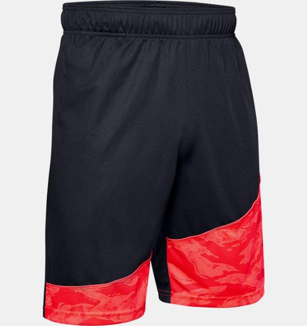 UAベースライン 10インチ ショーツ(バスケットボール/MEN)