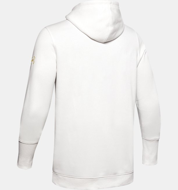 Sweat à capuche UA Baseline Fleece pour homme