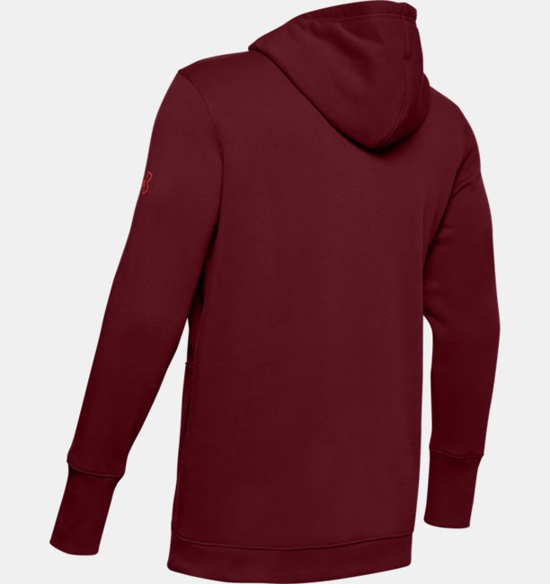 Herren UA Baseline Fleece-Hoodie