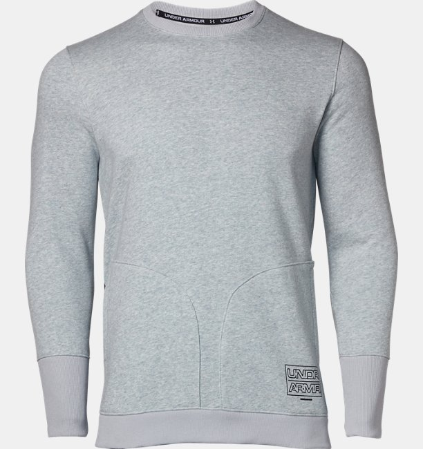 Men's UA Baseline Fleece Crew