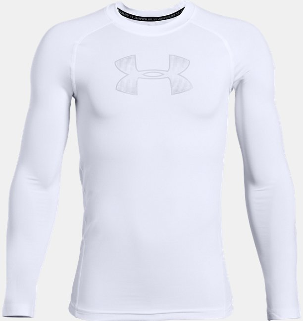 Boys HeatGear® Armour Long Sleeve