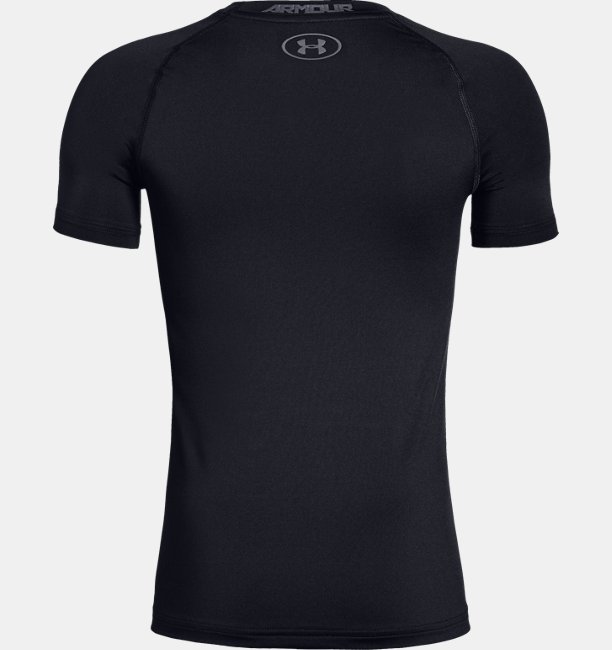 Boys HeatGear® Armour Short Sleeve