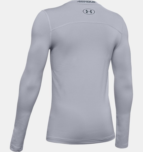 Boys ColdGear® Armour Long Sleeve