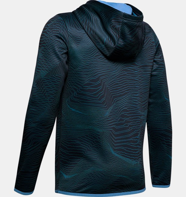 Boys Armour Fleece® Printed Hoodie